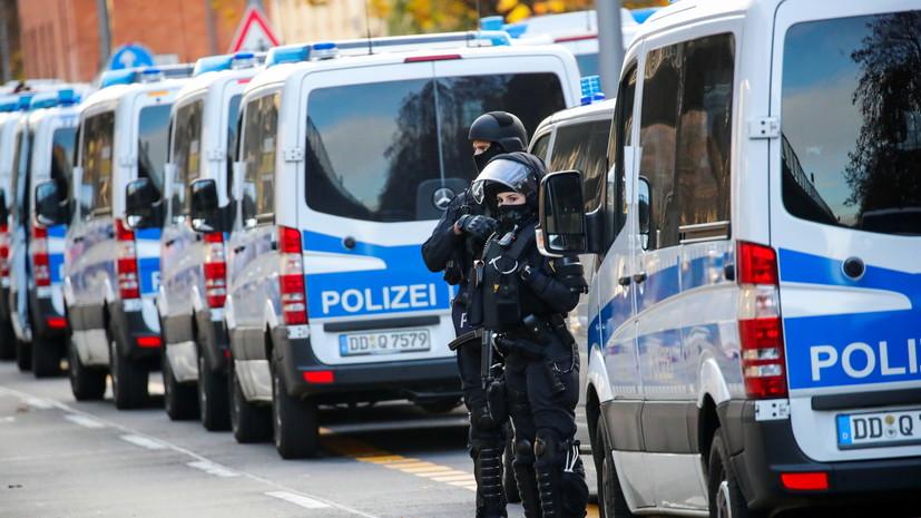 Задержаны подозреваемые в ограблении сокровищницы в Дрездене