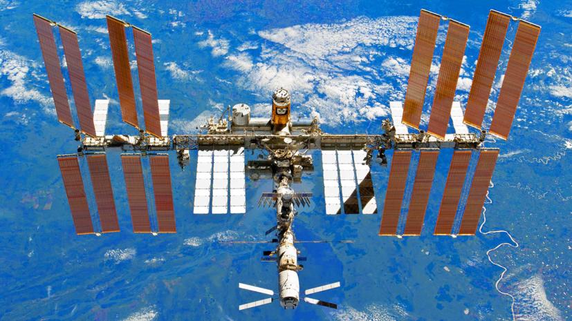 Члены экипажа МКС установили новую заплатку на месте утечки воздуха