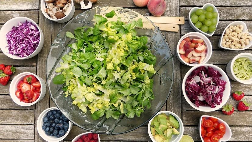 Диетолог дала рекомендации по сбалансированной диете