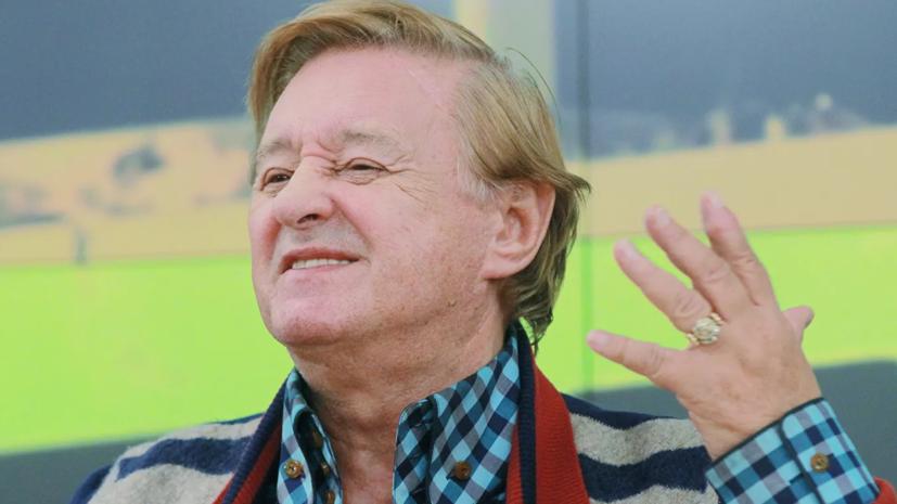 Борис Смолкин выразил соболезнования в связи со смертью Романа Виктюка