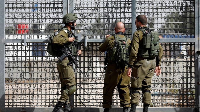 Израильская армия подтвердила нанесение ударов по территории САР