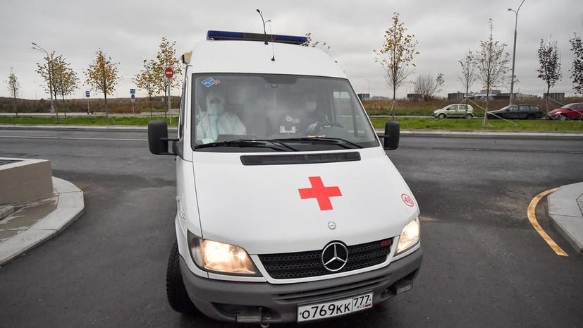 В Москве за сутки 5503 пациента вылечились от коронавируса