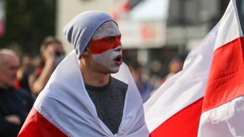 В АдГ выступили против расширения санкций в отношении Белоруссии