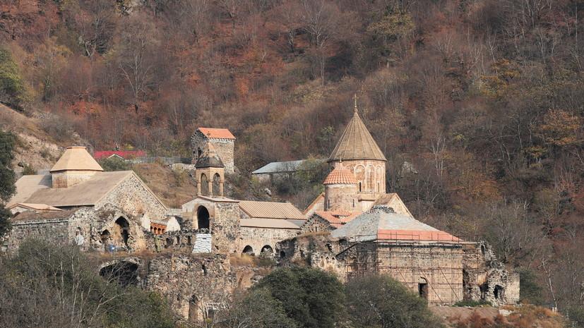 Совфед дал согласие на использование ВС России в Карабахе