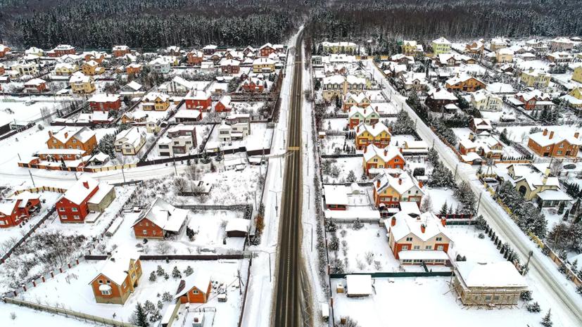 Синоптики прогнозируют образование снежного покрова в Москве