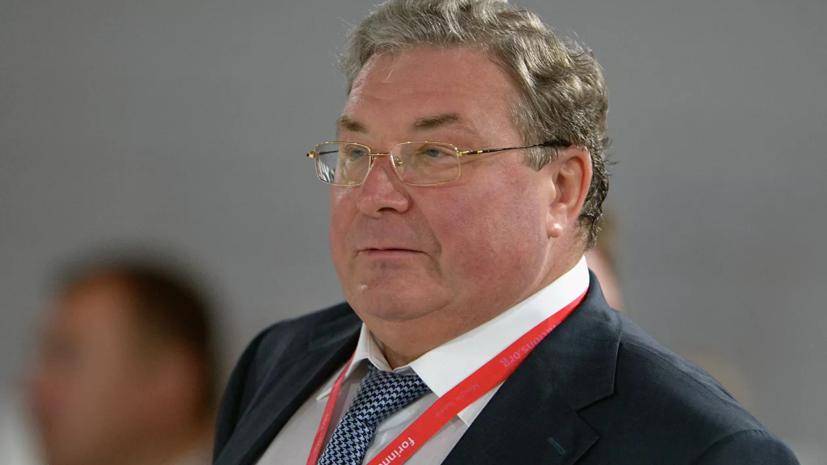 Глава Мордовии попросил президента о своей отставке