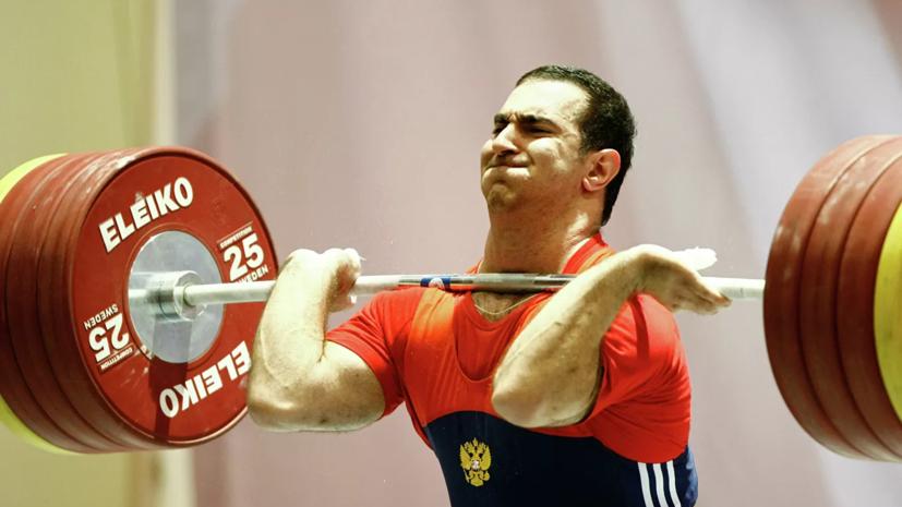 Титулованный штангист Беджанян объявил о завершении карьеры