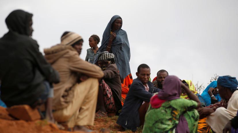 В Судан прибыли более 36 тысяч беженцев из Эфиопии