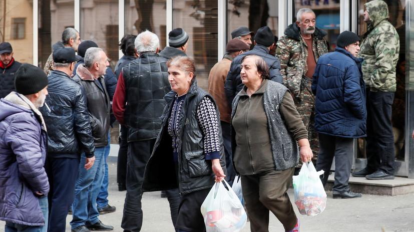 В Степанакерт с 14 ноября вернулись более 2,6 тысячи беженцев