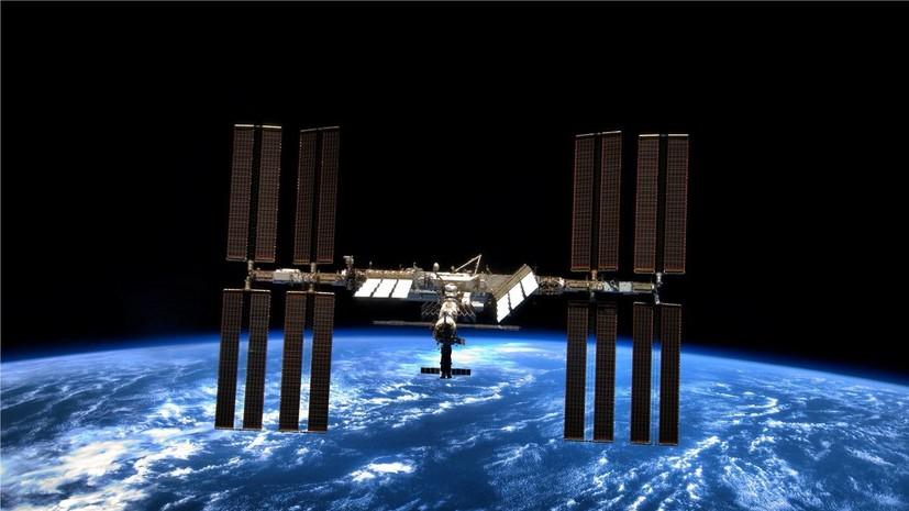 На МКС не обнаружили внешних повреждений на месте утечки воздуха