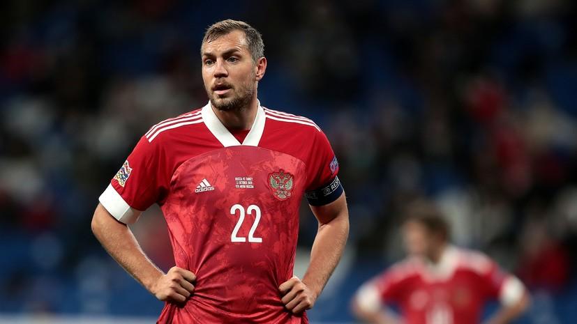Губерниев считает, что сборной России не хватало Дзюбы