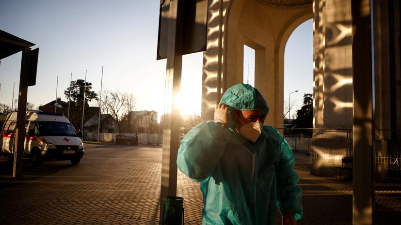 Эксперт спрогнозировал спад заболеваемости коронавирусом в России