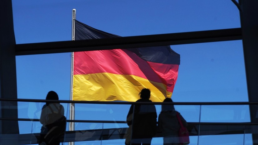 Германия намерена продолжать курс санкций против Белоруссии