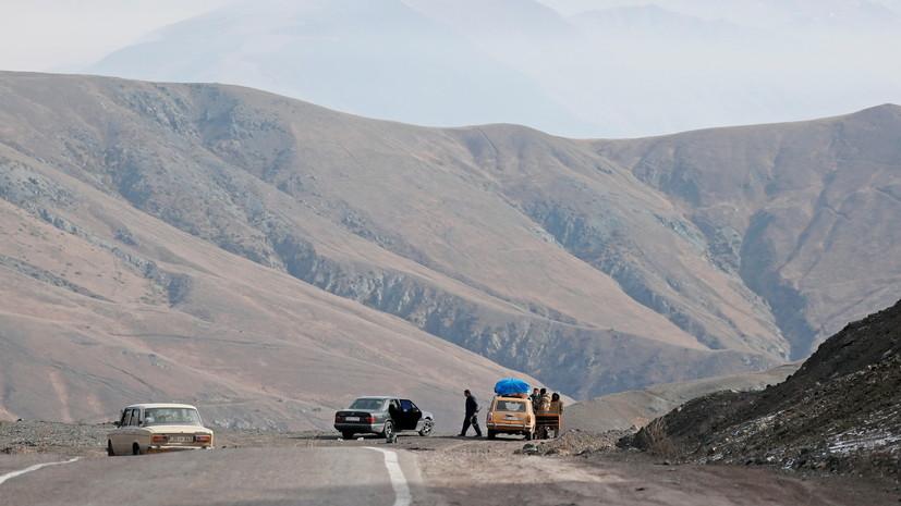 Стороны конфликта в Карабахе обменялись 385 телами погибших