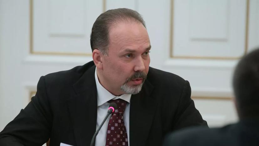 Путин в курсе ситуации с аудитором Счётной палаты Менем