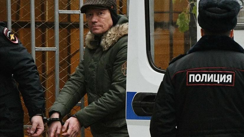 Зампред правительства Подмосковья Куракин арестован до 17 января