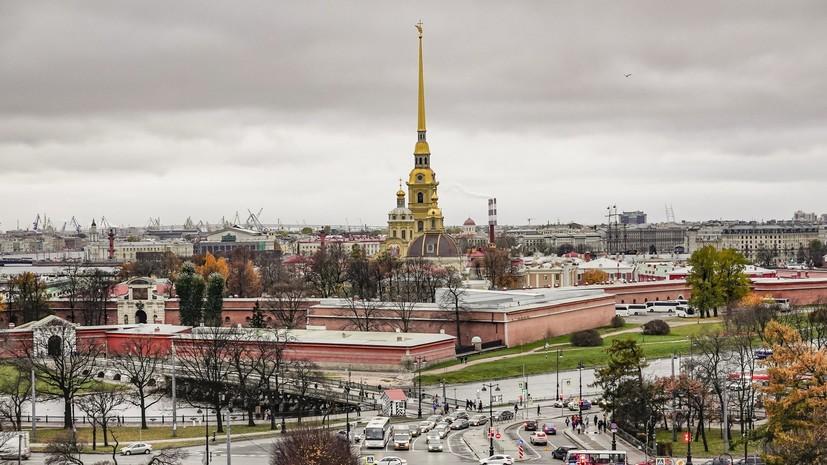 Власти Петербурга назвали одну из главных проблем города в пандемию