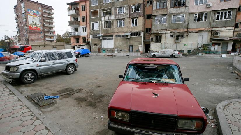 В Карабах 19 ноября вернулись более 1200 беженцев