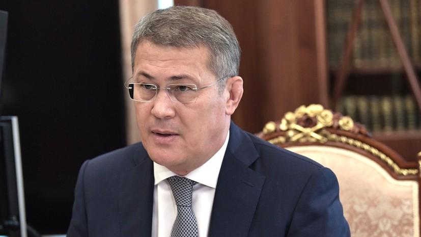 Хабиров и Догузова обсудили перспективы развития туризма в Башкирии