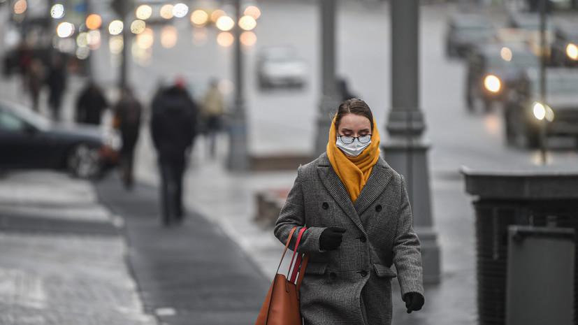 В Росгидромете рассказали о погоде в центре Европейской России в декабре