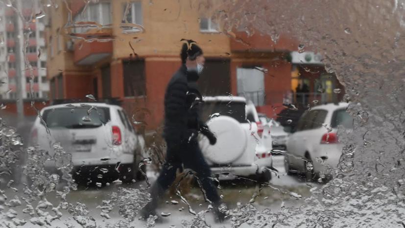 Жителей Башкирии предупредили об ухудшении погодных условий