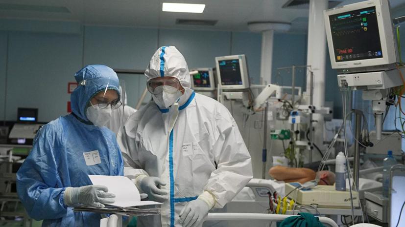 В Москве за сутки выявлено почти 7 тысяч новых случаев коронавируса