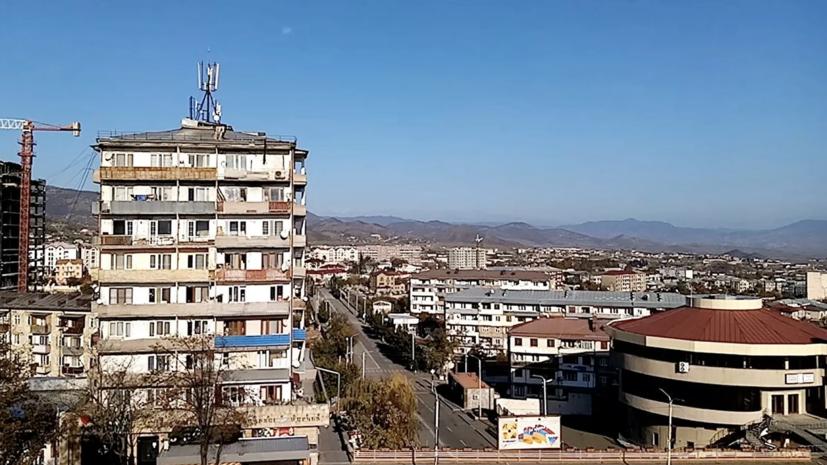 Межведомственный гуманитарный центр начинает работу в Степанакерте