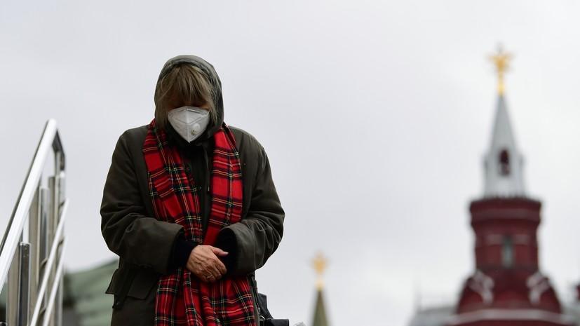 Проведено более 71,2 млн тестов: в России выявили 24 318 новых случаев коронавируса