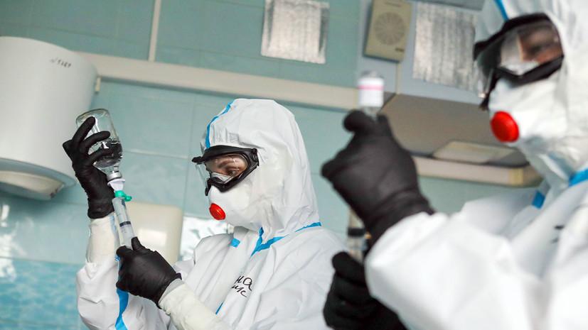 В Белоруссии рассказали о сроках и объёмах вакцинации от коронавируса