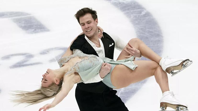 Синицина и Кацалапов рассчитывают подойти к будущим соревнованиям в лучшей форме