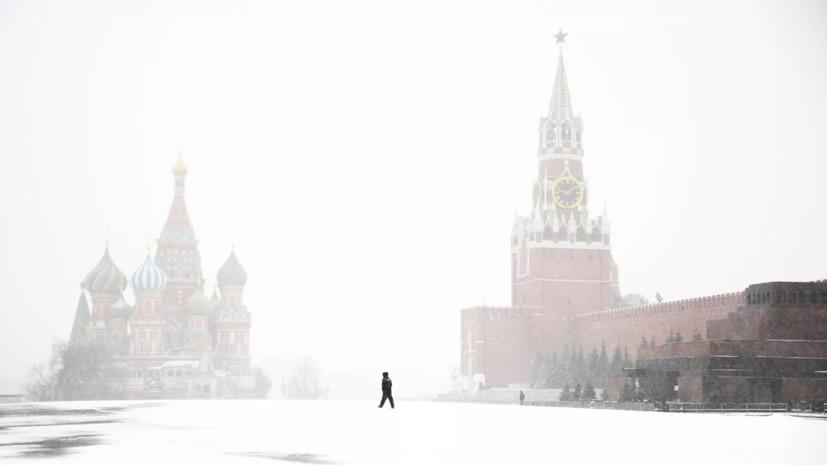 Вильфанд дал прогноз по снежному покрову в московском регионе