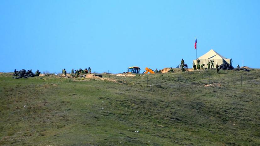 Россия развернёт ещё пограничников на границе Армении и Азербайджана