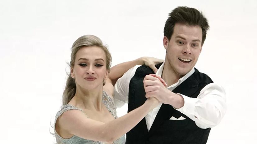 Жулин заявил, что доволен прокатом Синициной и Кацалапова в ритм-танце на этапе Гран-при в Москве