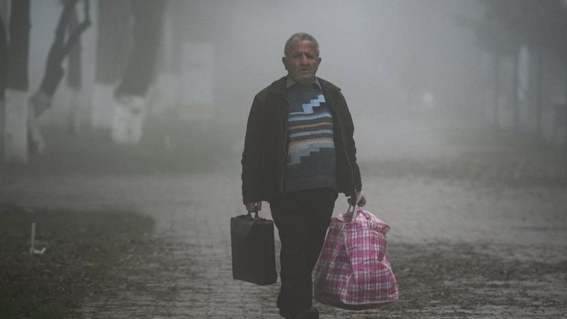 Более 1900 беженцев вернулись в Карабах за сутки