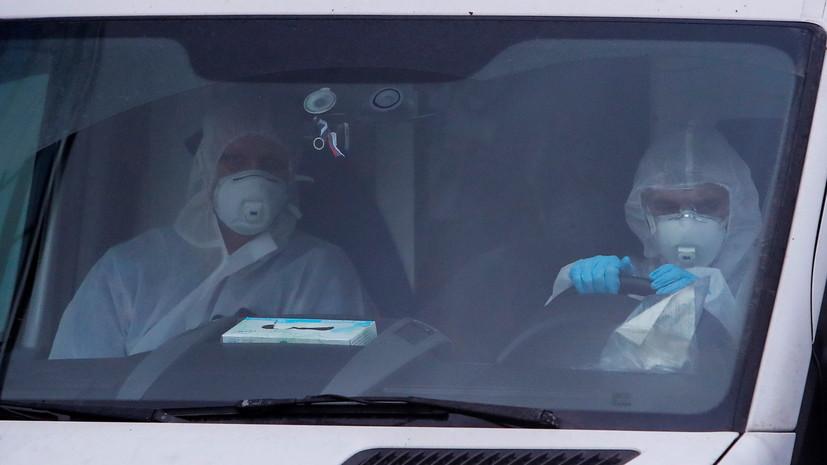 В Москве за сутки умерли 74 человека с коронавирусом