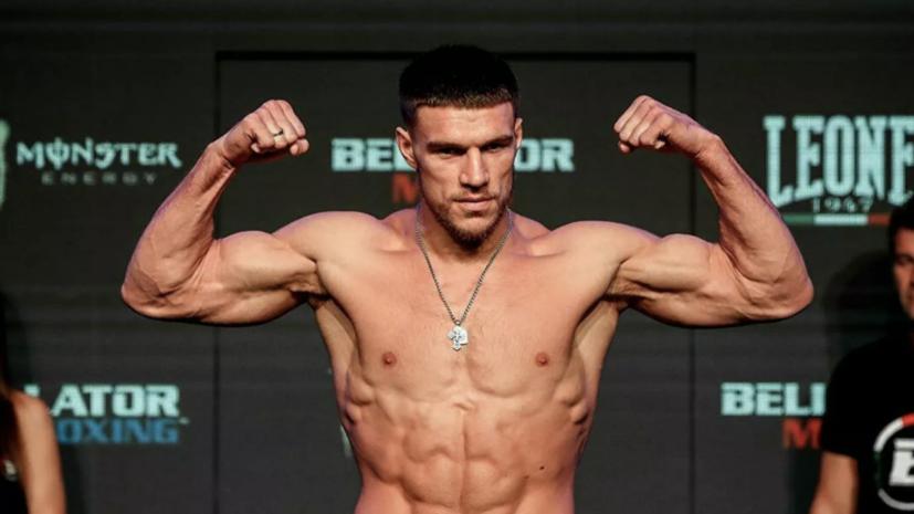 Чемпион Bellator Немков рассказал, как переболел коронавирусом