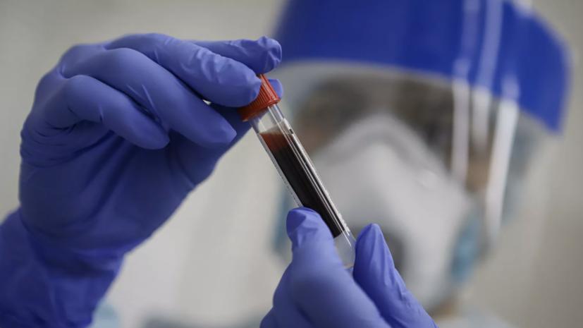 В России за сутки выявили 24 822 случая коронавируса