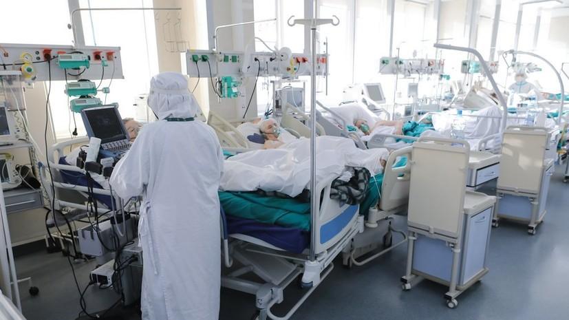 В Москве число выздоровевших от коронавируса превысило 400 тысяч