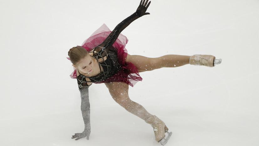 Леонова призвала не списывать падения Трусовой на её переход к Плющеко