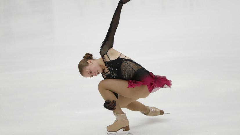 Бестемьянова о падениях Трусовой: когда человек делает четыре четверных прыжка в программе, то такое может произойти