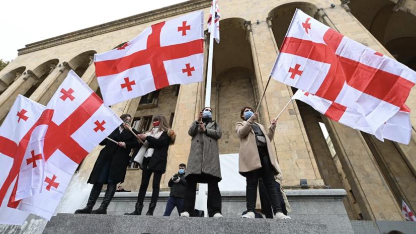 ЦИК Грузии огласила результаты второго тура парламентских выборов