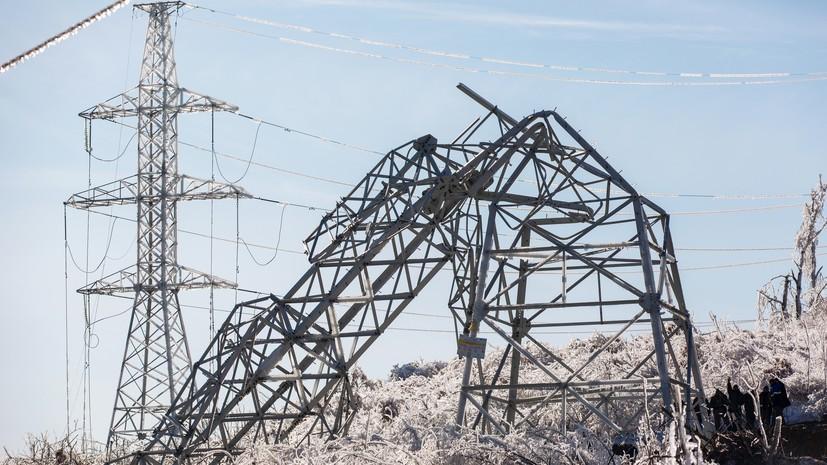 Во Владивостоке рассказали о ситуации с восстановлением энергоснабжения