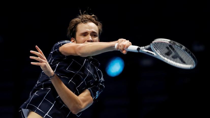 Кафельников отреагировал на победу Медведева над Надалем на Итоговом турнире ATP