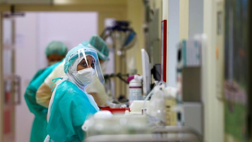 В ФРГ за сутки выявили более 15 тысяч случаев коронавируса