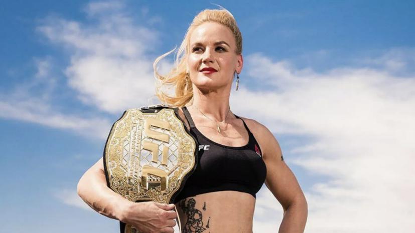 Валентина Шевченко защитила чемпионский титул UFC