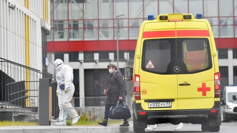 Собянин рассказал о работе скорой помощи в Москве на фоне эпидемии