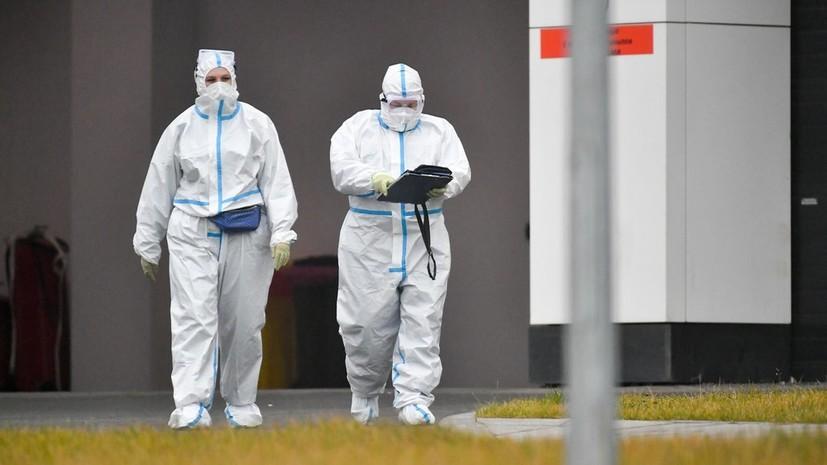 В Москве за сутки вылечились от коронавируса 5245 пациентов