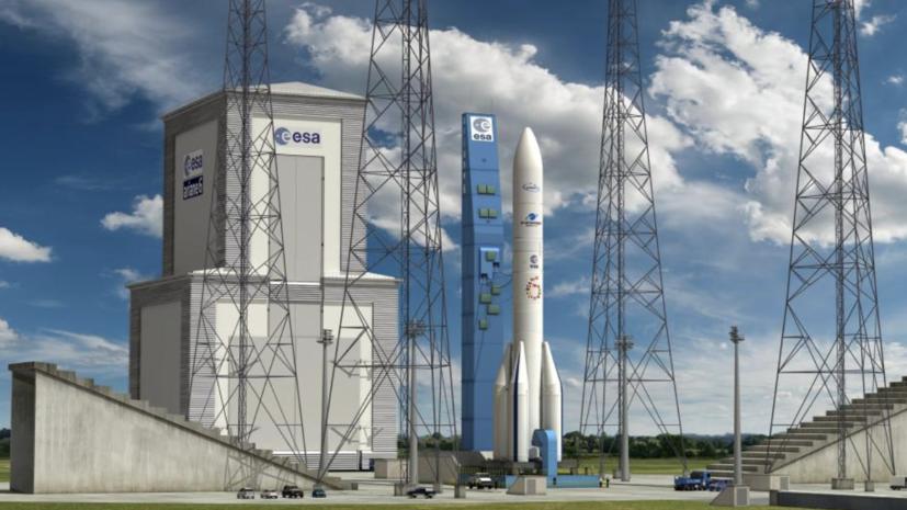 Европа планируетпроводить пилотируемые полёты в космос