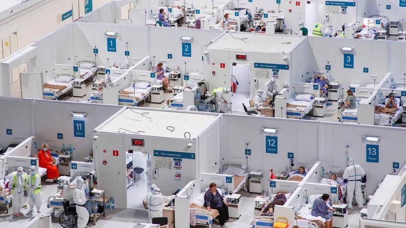 Более 18 тысяч пациентов вылечились от коронавируса за сутки