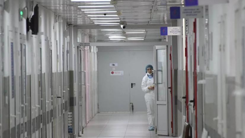В Москве за сутки выявили 6575 случаев коронавируса